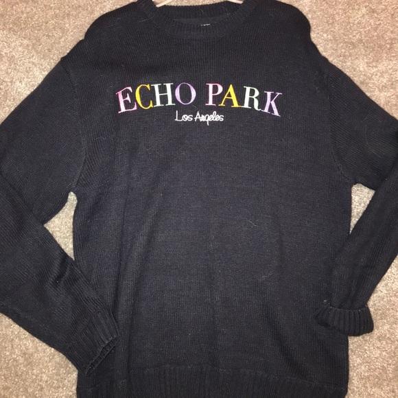 Los Angeles Men S M L XL 2x Echo Park LA Sweatshirt Crewneck Echo Park Shirt